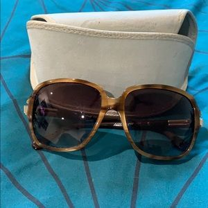 Women Chloe Square Oversized Sunglasses